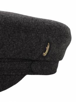 Virgin Wool Sailor Hat Borsalino 70IG7N010-Njg1QQ2