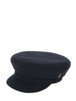 Virgin Wool Sailor Hat Borsalino 70IG7N010-Njg0QQ2
