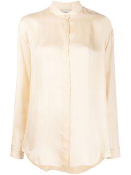 Forte_Forte блузка с воротником-стойкой 6540MYSHIRT