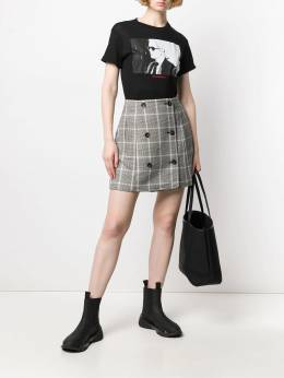 Karl Lagerfeld футболка Karl с принтом 200W1790999