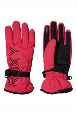 Сноубордические перчатки цвета фуксия Roxy 2750163843