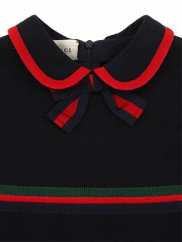 Cotton French Terry Dress Gucci 71ILAP002-NDgyNg2
