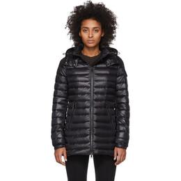 Moncler Black Down Menthe Jacket 201111F06101101GB