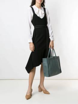 Sarah Chofakian плетеная сумка-тоут SACOLATRESSE