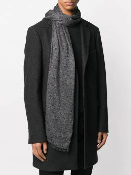 John Varvatos длинный шарф с вышивкой V1128V4BRVQ