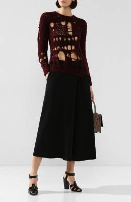Шерстяной свитер Ann Demeulemeester 1902-4018-P-258-037