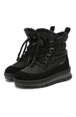Утепленные ботинки Jog Dog 13018R/TU0N0 DINAMIC/23-28