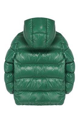 Пуховая куртка с капюшоном Moncler Enfant E2-954-42366-05-68950/12-14A