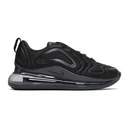 Nike Black Air Max 720 Sneakers 201011F12804007GB