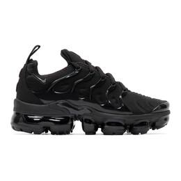 Nike Black Air VaporMax Plus Sneakers 201011F12802013GB