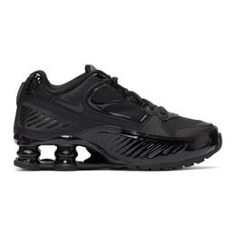 Nike Black Shox Enigma Sneakers 201011F12805002GB