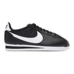 Nike Black Classic Cortez Sneakers 201011F12802810GB