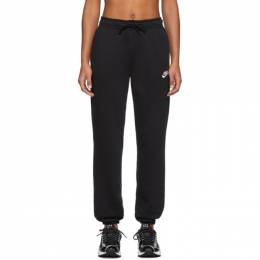 Nike Black NSW Essentials Lounge Pants 201011F08602002GB