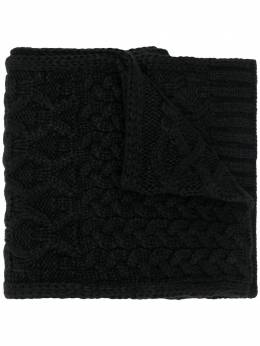 Michael Kors cable-knit scarf CF90033754001