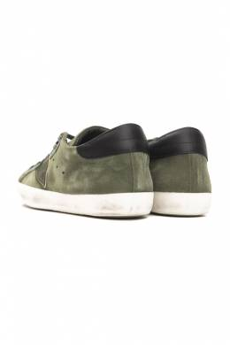 gumshoes Philippe Model CLLUXY49_VERDE_GREEN