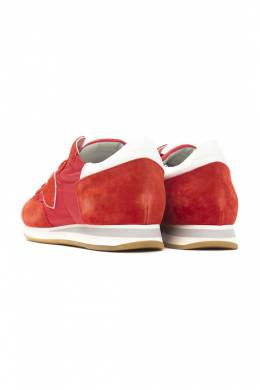 sneakers Philippe Model TRLUW111_ROSSO_ROUGE