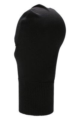 Шерстяная шапка-балаклава Rick Owens RU19F4478/M