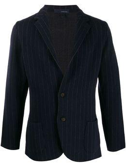 Lardini пиджак в тонкую полоску ILLJM56IL53012
