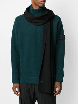 Canada Goose long fine knit scarf 5119M
