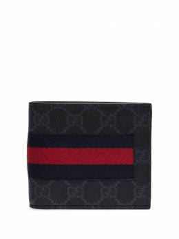 Gucci кошелек Ophidia с отделкой Web 408826KHN4N