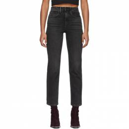 Alexander Wang Grey Cult Flex Jeans 201187F06919102GB
