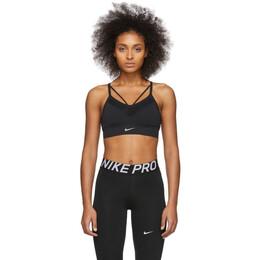 Nike Black Seamless Bra 201011F07316505GB