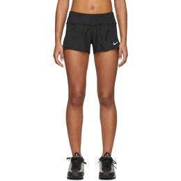 Nike Black Crew Shorts 201011F08814202GB