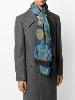 Dell'oglio floral-print scarf ANDALOS1604