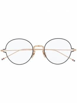 Thom Browne Eyewear очки в круглой оправе TB915