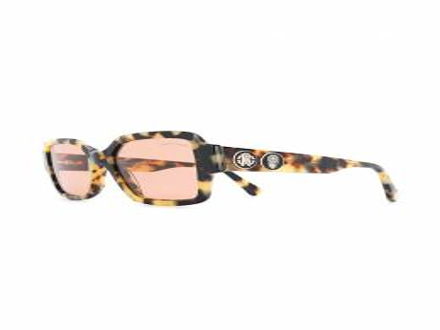 Roberto Cavalli солнцезащитные очки черепаховой расцветки RC11305455E
