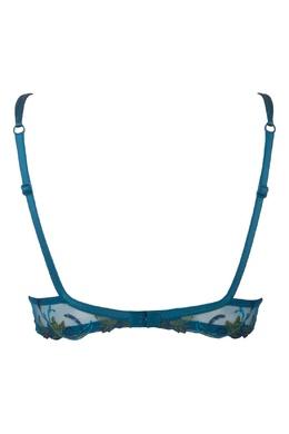 Синий бюстгальтер на косточках Lise Charmel 1898167050