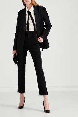 Блуза с галстуком Maje 888166784