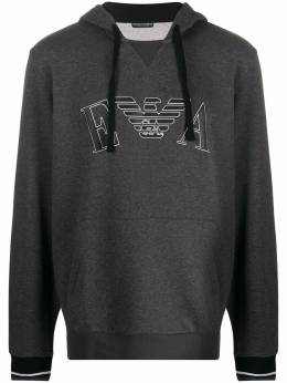 Emporio Armani худи с логотипом 1117539A571