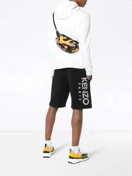 Kenzo шорты с принтом логотипа F755PA7254MD