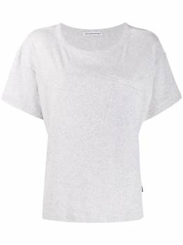 T By Alexander Wang футболка с карманом 4CC1201075