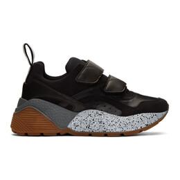 Stella McCartney Black Eclypse Sneakers 201471F12802301GB