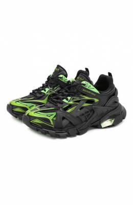 Текстильные кроссовки Track.2 Balenciaga 568615/W2GN3