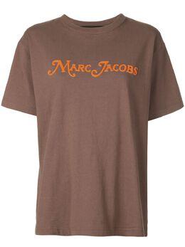 Marc Jacobs футболка оверсайз с логотипом C6000039200