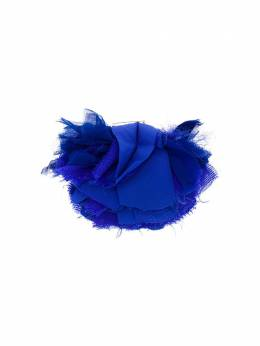 Lanvin брошь в виде цветка с бахромой W09001BRFLP4A0