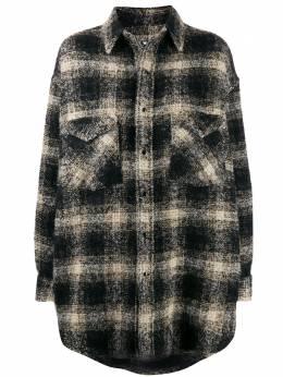 Iro куртка-рубашка в клетку WM18MIRK