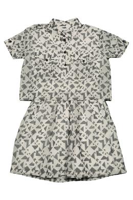 Платье Karl Lagerfeld Kids Z12042/N50 SS17