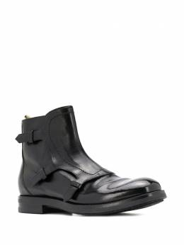 Officine Creative ботинки Academia 08 с пряжками ACADEMIA008AEROHUNTER