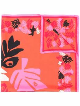Marni шарф с абстрактным принтом ACMC0044P4SCQ45