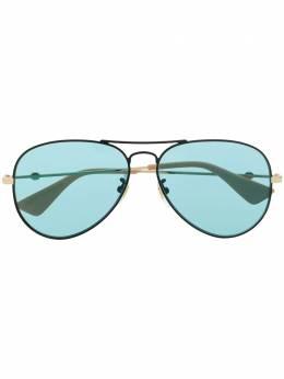 Gucci Eyewear солнцезащитные очки-авиаторы GG0515S