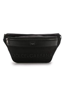 Комбинированная поясная сумка Street Dolce & Gabbana BM1660/AZ675