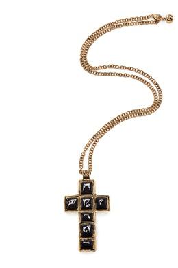Ожерелье с крестом Gucci 470164777