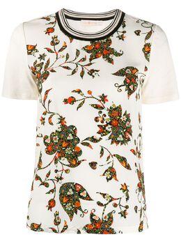 Tory Burch floral print T-shirt 61405104