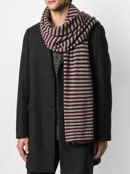 Danielapi шарф в полоску DPS201RS