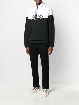 Boss Hugo Boss худи с логотипом 50420370