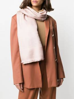 Salvatore Ferragamo шарф с монограммой 725329
